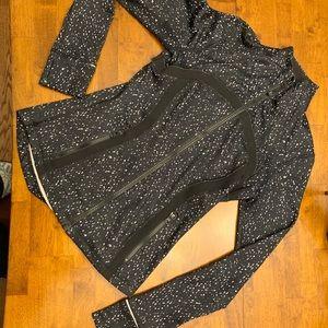 Lululemon athletica black define jacket